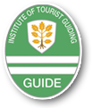 Institute of tourists Badge